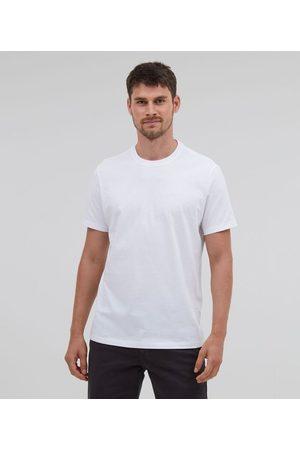 Marfinno Camiseta Comfort em Algodão Peruano Lisa       GG
