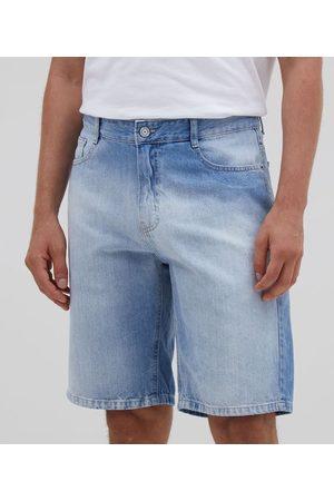 Marfinno Bermuda Slim em Jeans | | | 44