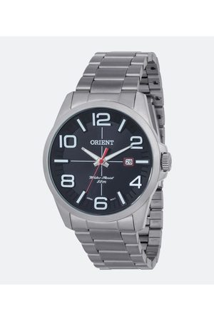 Orient Kit Relógio Masculino MBSS1289 P2SX Analógico 5ATM + Canivete | | | U