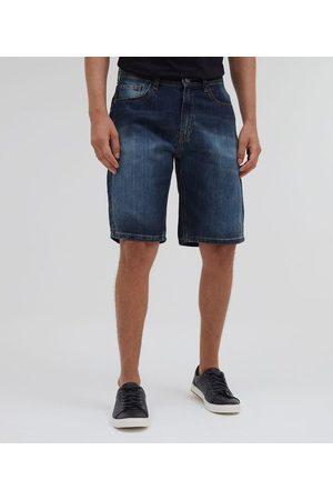 Marfinno Bermuda Reta em Jeans | | | 46