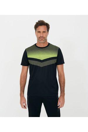 Get Over Camiseta Esportiva Manga Curta Estampada | | | GG