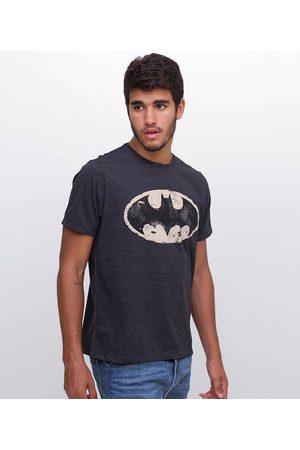 Justice League Camiseta Masculina com Estampa Batman | | | P