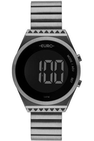 Euro Fashion Relógio Feminino EUBJT016AC/4C Digital 5ATM | | U