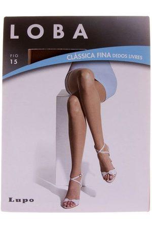 LUPO Meia Calça Loba Clássica Dedos Livres Fio 15 | | | M