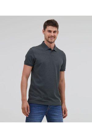 Marfinno Camisa Polo Lisa em Algodão Peruano | | | G