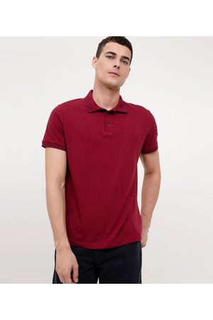Marfinno Camisa Polo Manga Curta Maquinetada | | | P