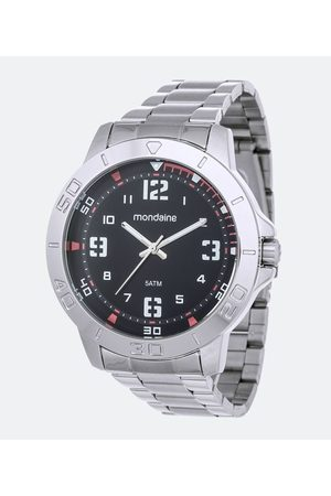 Mondaine Kit Relógio Masculino 99350G0MVNE3KC Analógico 5ATM + Chaveiro Multiuso | | | U