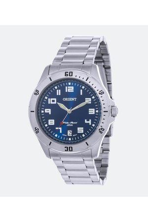 Orient Homem Pulseiras - Relógio Masculino MBSS1155 D2SX Analógico 5 ATM | | | U