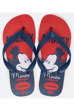 Havaianas Criança Chinelos - Chinelo Infantil Estampa Mickey Mouse - Tam 23 ao 32 | | | 31/32
