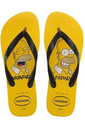Havaianas Chinelo Masculino Estampa Homer Simpsons | | | 39/40