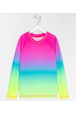 Cubus Blusa Infantil com Proteção UV Estampa Multicolor - Tam 2 ao 14 anos     Multicores   02