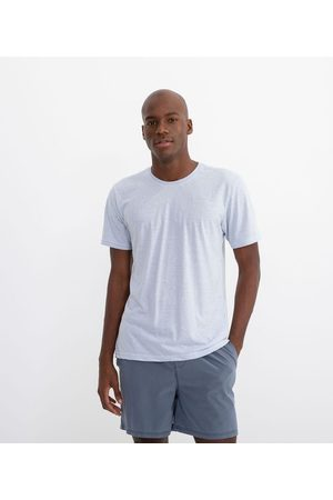 Ripping Camiseta Manga Curta Lisa em Algodão | | | M