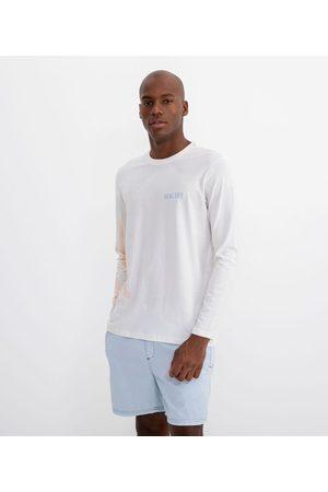 Blue Steel Camiseta Manga Longa Tie Dye | | | GG