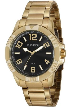 Mondaine Kit Relógio Masculino 99369GPMVDE3K Analógico 5ATM + Brinde | | | U