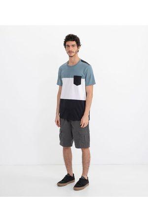 Ripping Camiseta Manga Curta com Listras | | | GG