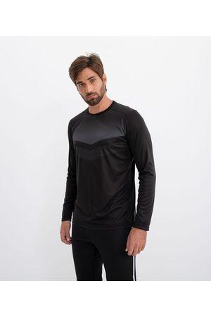 Get Over Camiseta Esportiva Estampa Delta Bolinhas com Proteção UV | | | P