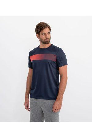 Get Over Camiseta Esportiva com Estampa Frontal       M