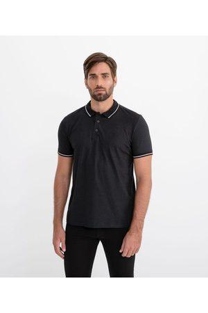 Marfinno Homem Camisa Formal - Camisa Polo Manga Curta Maquinetada | | | M
