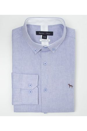 Preston Field Camisa Manga Longa Social Slim | | | 02