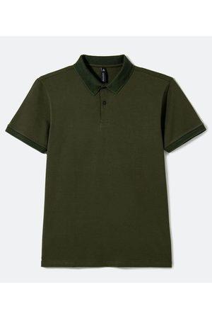 Request Camisa Polo Slim Detalhes em Jacquard em Piquet | | | M