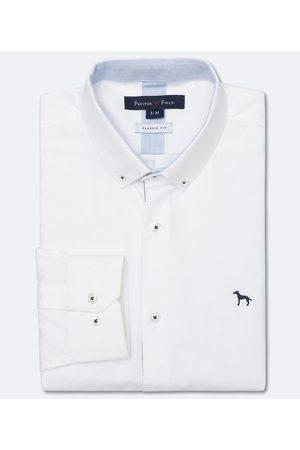 Preston Field Camisa Manga Longa Social Classic Fit | | | 04