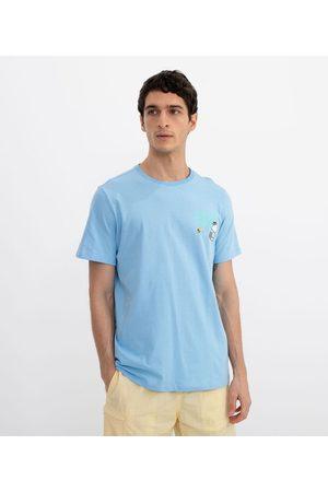Snoopy Camiseta Estampa do | | | P