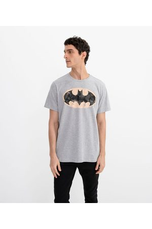 Justice League Camiseta Masculina com Estampa Batman | | | PP