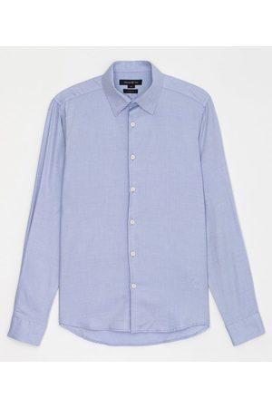 Preston Field Camisa Classic Slim Fit Manga Longa Maquinetada | | | 03