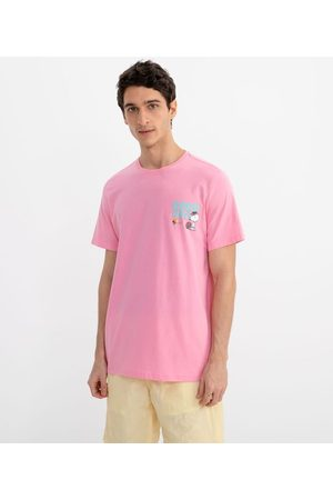 Snoopy Camiseta Estampa do | | | GG