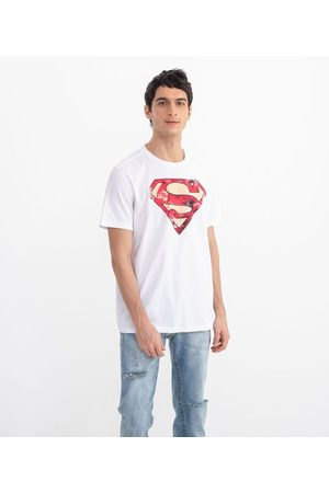Justice League Camiseta Masculina com Estampa Super Homem | | | EG I