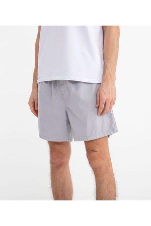 Blue Steel Homem Short - Short em Sarja com Cós Elástico | | | G