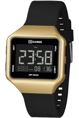 X Games Homem Pulseiras - Relógio Masculino X-Games XGPPD149 PXPX Digital 100M | | U