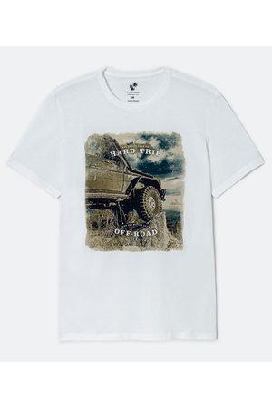 Marfinno Camiseta com Estampa       M