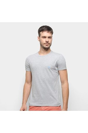 Acostamento Camiseta Manga Curta Masculina
