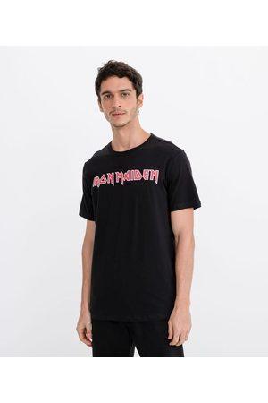 Iron Maiden Camiseta com Estampa | | | GG