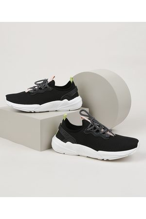 Oneself Tênis em Neoprene Feminino Sneaker Chunky
