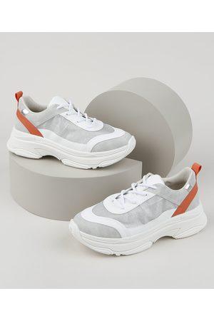 BEBECÊ Tênis Feminino Sneaker Chunky