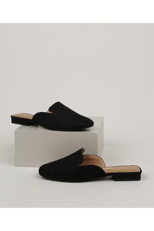 VIZZANO Mulher Sapato Mule - Mule em Suede