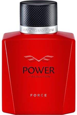 Antonio Banderas Homem Perfumes - Perfume Power Of Seduction Force Masculino Eau de Toilette 100ml Único