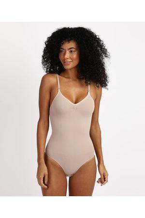 PLIÉ Mulher Body - Body Modelador com Bojo sem Aro