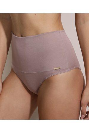 Love Secret Mulher Modeladoras & Cintas - Calcinha Biquíni Cós Alto Max Confort Modeladora