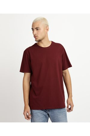 Basics Camiseta Masculina Antiviral Básica Manga Curta Gola Careca