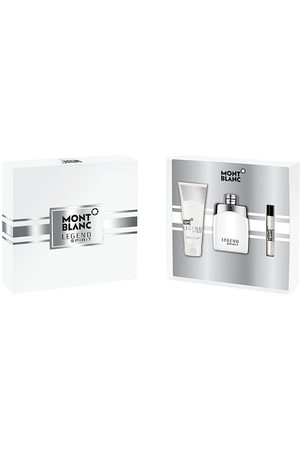 Mont Blanc Homem Perfumes - Kit Perfume Legend Spirit Eau de Toilette 100ml + Aftershave 100ml + Mini 7,5ml Masculino único