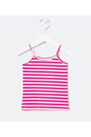 Póim (1 a 5 anos) Blusa Infantil Modelo Regata Estampa Listras - Tam 1 a 5 anos | | | 02