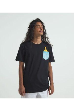 The Simpsons Camiseta com Estampa Homer Simpson | | | G