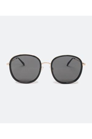 Cubus Óculos de Sol Feminino Modelo Redondo | | | U