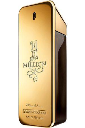 Paco rabanne Perfume 1 Million Masculino Eau de Toilette 200ml único