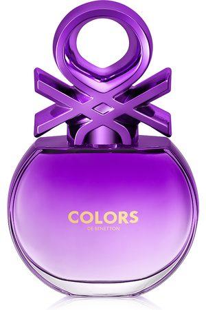 Benetton Mulher Perfumes - Perfume Feminino Colors Purple Eau de Toilette 50ml único