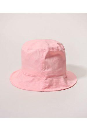 C&A Homem Chapéus - Chapéu Bucket Hat de Sarja Unissex