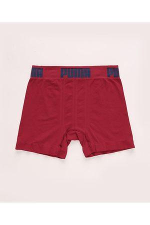 PUMA Menino Cueca Boxer - Cueca Infantil Boxer